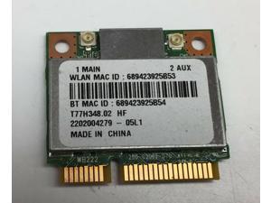 "Genuine Acer Aspire M5-481PT Series 14"" Wireless WIFI Card Bluetooth T77H348.02"