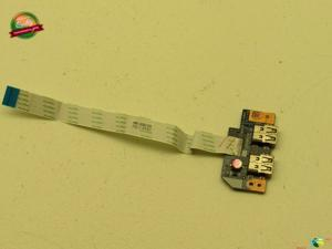 "Genuine Acer Aspire E5-511 Series 15.6"" USB Board w/ Cable LS-B162P"