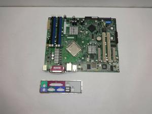 HP Proliant ML310 G4 Server System Board 419643-001 w/ Intel Xeon CPU SLABZ