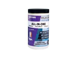 Beyond Paint 1631266 1 qt All-in-One Interior & Exterior Acrylic Paint - Soft...