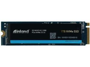 Inland Premium 1TB SSD 3D NAND M.2 2280 PCIe NVMe 3.0 x4 Internal Solid State Dr