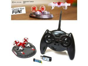 Blade Inductrix Switch RTF Hovercraft and Drone All-in-One