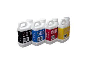 Dye Sublimation Ink 4 500ml bottles for Epson SureColor F170 printer - NON-OEM