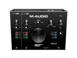 M-Audio Air 192 8 2-In/4-Out 24/192 Audio Recording USB MIDI Interface