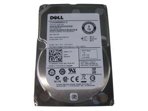 "Dell 1TB 6G 7.2K 2.5/"" SAS 9W5WV 9RZ268-150 ST91000640SS Hard Drive W// Tray"