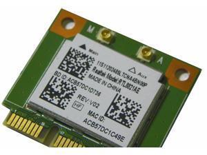 Genuine Lenovo Bluetooth 4.0 PCIe Half Realtek RTL8821AE 11202485 802.11a/b/g/n/ac WLAN