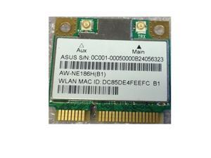"""GENUINE ASUS X75A Laptop Wifi Wireless Card AW-NE186H 0C001-00050000 G75VW 17.3"""""""