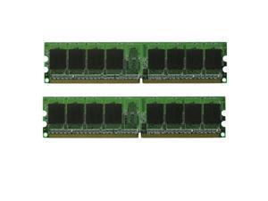 8GB (2x4GB)  PC2-6400 RAM DDR2-800MHz 240-pin DIMM  Desktop Memory RAM Low Density