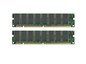 512MB (2x256) Kit PC-133 PC133 DIMM 168-PIN SDRAMMemory Dell OptiPlex GX150 SDRAM