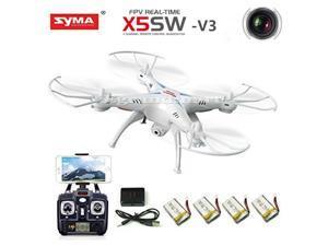 RC Quadcopter Drone Cam D43 Monitor Replace C5007 C5810 5.8G FPV WIFI Camera