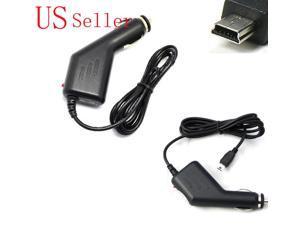 Generic Car charger Adapter for Garmin GTM 25 TMC Antenna Traffic GPS Power