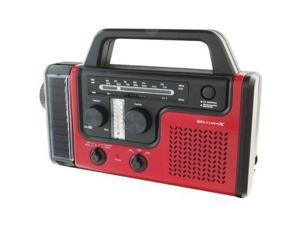 Dpi, Inc WR383R Weatherx Weatherband Am/fm Radio W/ Utility Light Dynamo &