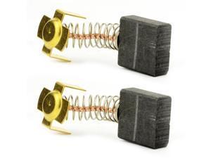 2x Carbon Brush set For Dewalt Fits DW368 DW708 M35 381028-02 381028-08