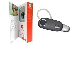 OEM Motorola Boom 2 Boom2 MH003 Bluetooth Wireless Headset Earpiece Handsfree