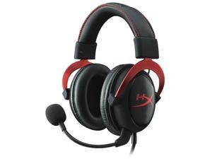 HyperX Cloud II Gaming Headset 7.1 Virtual PC/PS4/XBOX (RED) KHX-HSCP-RD