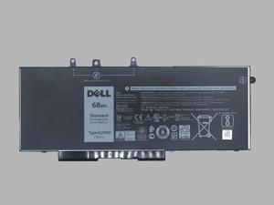 Genuine GJKNX 68Wh Battery For Dell Latitude 5480 E5580 Precision 15 3520 0GD1JP