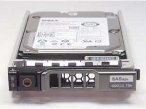"""TRCN6 DELL 600GB 15K SAS 2.5"""" 12Gb/s HDD NEW"""