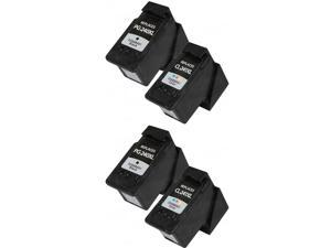 2PK For Canon PG-240XL CL-241XL Ink Cartridges PIXMA MG2220 MG3222 MX372 MX452