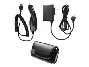 For Alcatel TCL LX A502DL 2AMP Car Charger + Wall Home Travel Charger -  Newegg com
