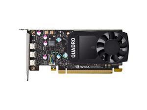 HP NVIDIA Quadro P400 2GB GDDR5 Workstation Graphics Card 1ME43AT