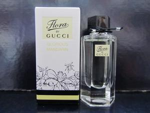1f8884f2b17 Flora by Gucci Glorious Mandarin 0.16 oz Eau de Toilette Splash Mini For  Women