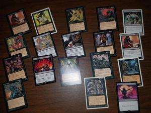 20 Card Lot Collection Set 20X Random DIFFERENT Blue Rare Cards MTG Magic