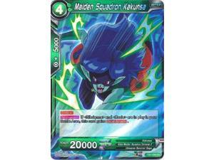 BT1-091 Holo Foil Dragon Ball Super CCG Mint Father of the Emperor King Cold