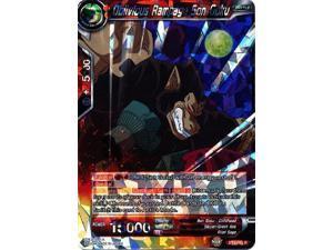 Foil Shocking Future Son Goku BT3-007 Dragon Ball Super Mint Holo