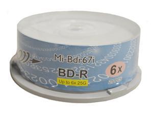 Asus 16x Blu Ray/DVD/CD Burner Writer Drive +Sata cables+ 6x BD-R media 25pcs