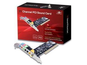 Vantec UGT-S100 7.1 Channel PCI Sound Card