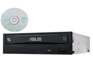 Asus Internal desktop SATA 24x DVD RW CD DL MDisc Burner Writer Drive + software