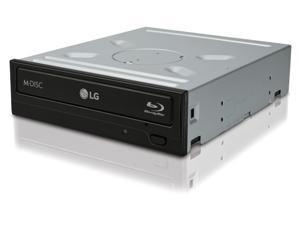 LG 14x Internal Blu Ray/DVD/CD Burner Media Drive Mdisc Sata Cables splitter
