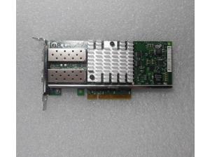 Intel X520-DA2 Fiber Channel Network Adapter E10G42BTDA Half Bracket No SFPs