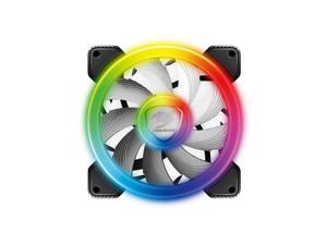 Cougar CF-V12SPB-RGB 120mm omnidirectional RGB fan