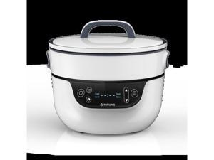 TATUNG Fusion Cooker Grill Pan and Waterless Pot ...