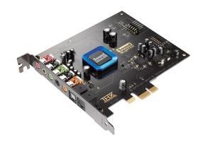 New Creative Labs Sound Blaster SB135A Recond 3D PCI Express Sound Card