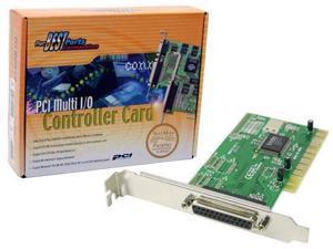 Syba SD PCI 1P Netmos 9805 To Parallel Port Controller Card
