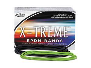 Alliance X-treme File Bands 117B 7 x 1/8 Lime Green Approx. 175 Bands/1lb Box