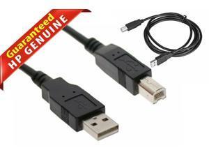 USB Printer Cable Cord For HP Deskjet F300 F310 F325 F335 F340 F375 8121-1186