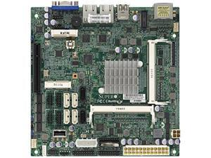 SUPERMICRO X10SBA-O Supermicro X10SBA-O Intel Celeron J1900 2.42GHz Intel J1900 DDR3 SATA3 and USB3.0 A and V and 2GbE Mini-ITX Motherboard  and  CPU Combo