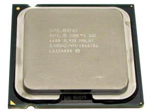 Intel Core 2 Duo E6600 2.4GHz 4MB CPU Processor LGA775 SL9S8 SL9ZL
