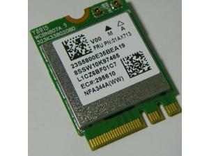 New Lenovo 01AX713 Atheros QCNFA344A Dual Wireless 802.11ac BT NGFF
