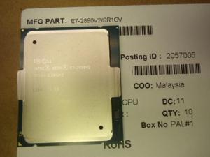 INTEL Sr0L0 Xeon 8Core E52690 2 9Ghz 20Mb L3 Cache 8Gt S Qpi Socket  Fclga2011 32Nm 135W Processor Only - Newegg com
