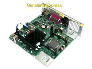 New OEM Dell OptiPlex 755 USFF Motherboard HX555 0HX555 w/ Metal Tray