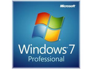 Microsoft Windows 7 Professional 64-bit, SP1