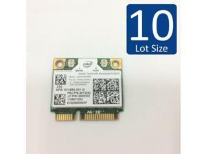 Lot of 10 Lenovo T420 T430 T530 Wireless N 6205 Wifi Card 60Y3253