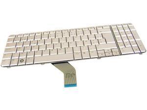 HP dv6 AEUT3B00010 Belgian Silver Keyboard 506538-A41