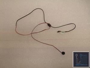 HP ProBook 6450B 6550b Microphone MIC W/ Cable 6039B0040201