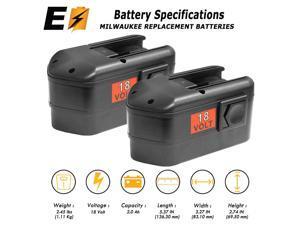 18v battery - Newegg com