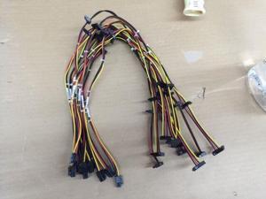 HP SL250s Gen8 2U Rear GPU Power Cable 671912-001 663737-002